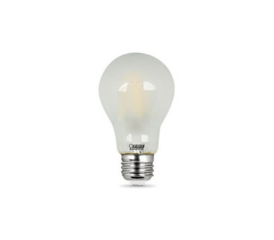 Feit Electric A1960/850/LED/2 Led A19 Med 850 7w Frost 5000k