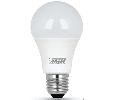 Feit Electric A800/830/10KLED/1 A19 9.5w/60w Med E26 Led 3000k