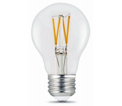 Feit Electric BPA1960CL927CA/FI Bulb Led 60w A19 27k Clear Dim