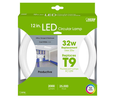 Feit Electric FC12/840/LED Circ Led 4000k 4pin 12in