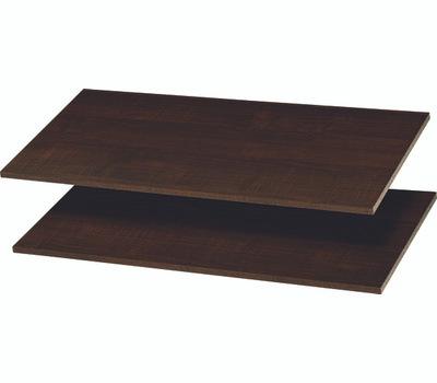 Stow RS1436-T Shelves Truffle 35Inx14in 2 Pack