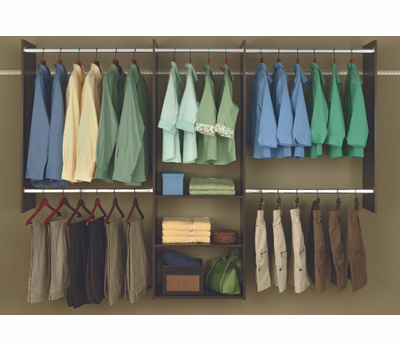Stow RB1460-T Closet Organize 4Ft-8Ft Trufle