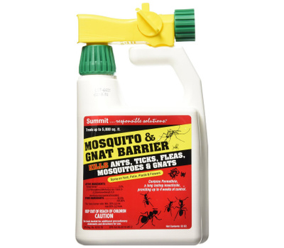 Summit Chemical 010-6 32 Ounce Hose End Mosquito And Gnat Barrier