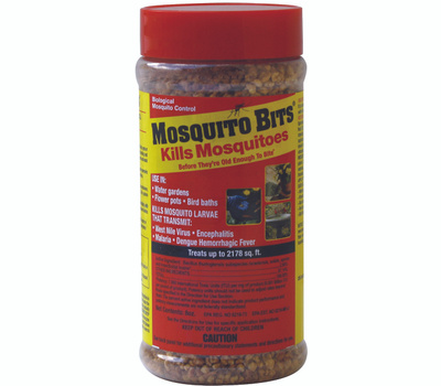 Summit Chemical 116-12 Quik Kill Mosquito Bits Biological Mosquito Control 8 Ounce