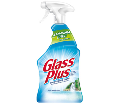 Reckitt Benckiser 1920089331 Glass Plus 32 Ounce Cleaner