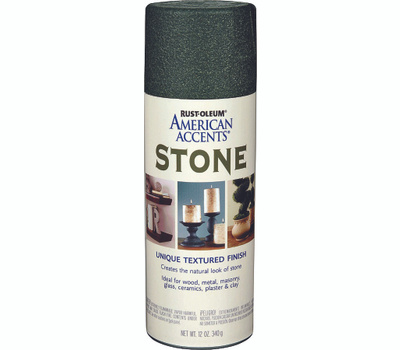 Rust Oleum 238325 American Accents Canyon Moss Textured Stone Spray