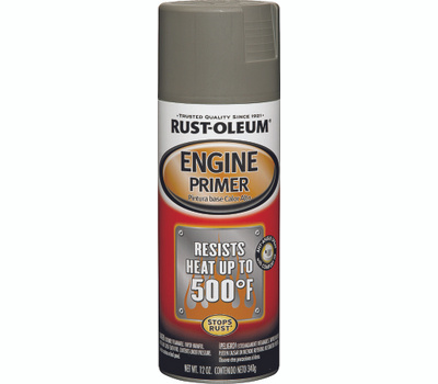 Rust-Oleum 249410 Auto Coatings Gray Automotive Engine Primer Sealer Spray