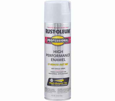 Rust-Oleum 7515838 Professional Aluminum High Performance Spray