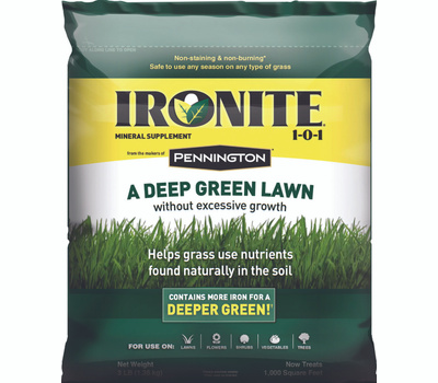 Central Garden 100519429 Fertilizer Ironite Ii 1M 6/3 Pound