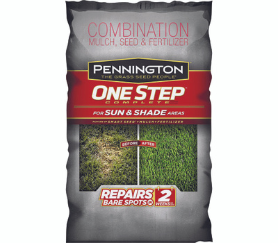 Pennington Seed 100520283 Mulch Sun/Shade 1 Step 8.3 Pound