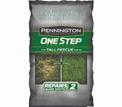 Pennington Seed 100522284 Mulch Tall Fescue 1 Step 8.3 Pound