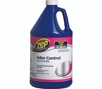 Amrep ZUOCC128 Zep 128 Ounce Odor Control Concentrate