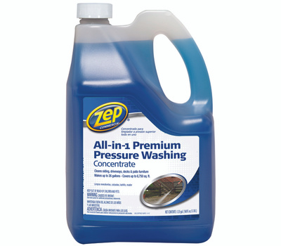 Zep ZUPPWC160 All-In-1 Pressure Washer Concentrate