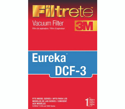 Electrolux 67803A-2 Filtrete Filter Vacuum Cleaner Type Dcf-3