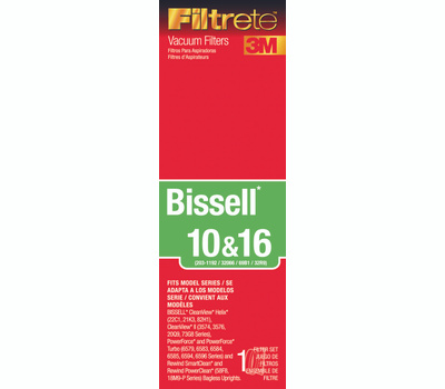 Electrolux 66810A-4 Filtrete Filter Vacuum Clnr Type 10&16