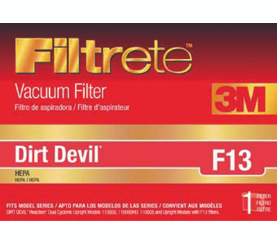 Electrolux 65813-2 Filtrete Filter Vacuum Clnr Type F13 Up