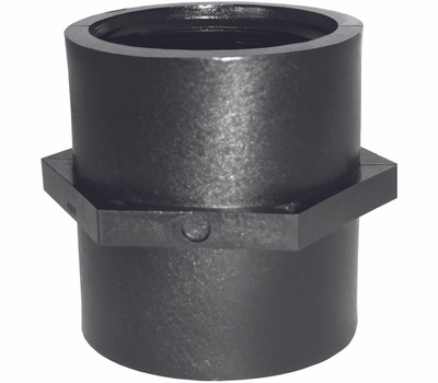 Green Leaf FTC 12 P Coupling Poly 1/2 In Fpt