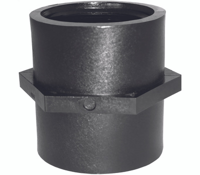 Green Leaf FTC 100 P Coupling Poly 1 In Fpt