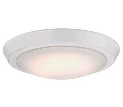 Westinghouse 61074 Fixt Ceil Flsh Mnt Led Wh 11In