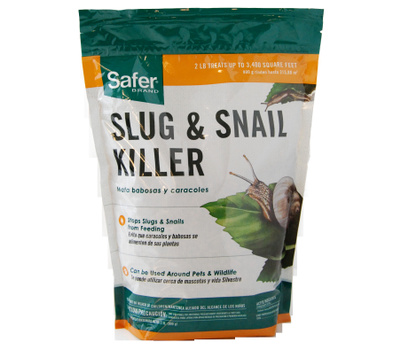 Woodstream SB125 Dr Ts Bait Slug/Snail 1 Lb Us