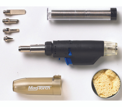 Mag Torch MT 775 C Torch Butane Micro Kit With Case