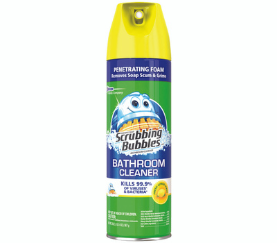 SC Johnson 71362 Scrubbing Bubbles Cleaner Kitchen/Bath 20 Oz