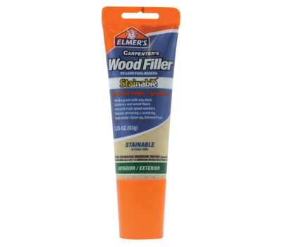 Elmers E887Q Filler Wood Stainable 3.25 Ounce