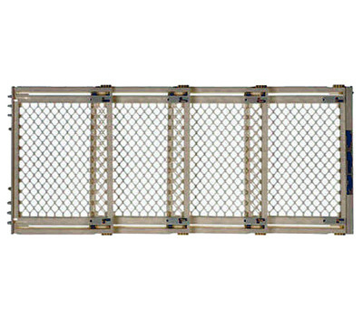 North States 8748 Wide Child Gate 22 To 62 Inch Wide By 31 Inch High