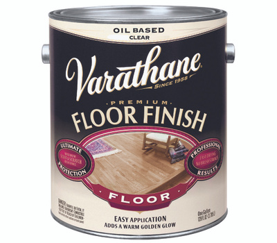 Varathane 130031 Clear Gloss Premium Floor Finish Gallon