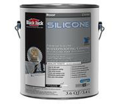 Gardner Gibson 5576-1-20 Coating Roof Silicone Wht 1gal