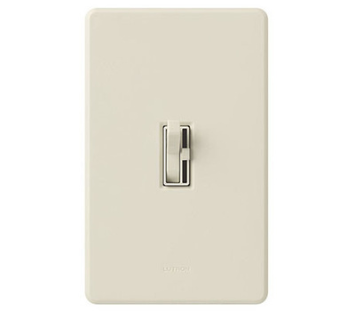 Lutron TGCL-153PH-LA ALM SP 3WY Togg Dimmer