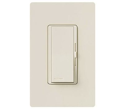 Lutron DVWCL-153PH-LA Diva ALM SP/3WY Dimmer