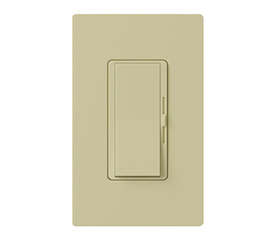Lutron DVWCL-153PH-IV Diva CL Dimmer Cfl/Led Paddle 150w Iv