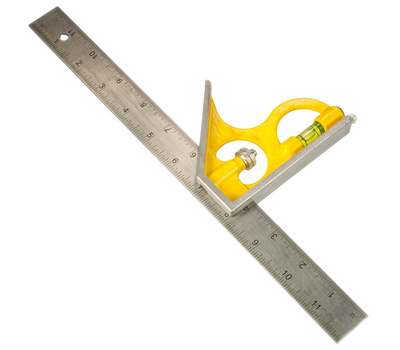 Great Neck 10225 Mayes 12 Inch Professional Combination Square