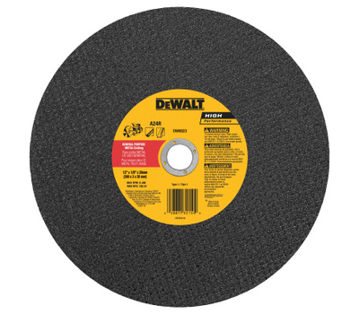 DeWalt DW8023 Wheel Cut-Off Mtl 12x1/8x20mm