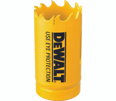 DeWalt D180022 1-3/8 Inch Bi-Metal Hole Saw