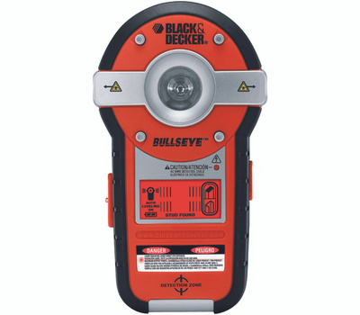 Black & Decker BDL190S Bulls Eye Auto-Leveling Interior Line Laser And Stud Censor Combination Tool