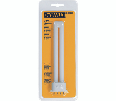 DeWalt DC5273 13 Watt Replacement Bulb For Dc 527 And Dc 528
