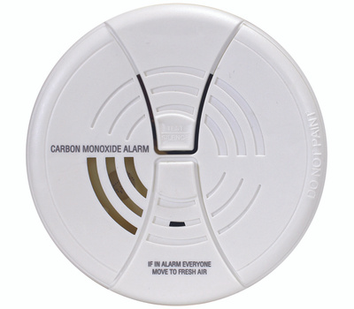First Alert CO250B Co Detector 9v Dc W/Mute White