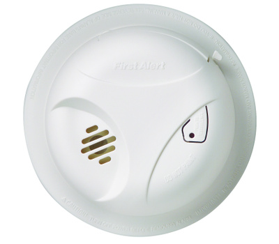 First Alert 1039815/SA305CN3 Dc Smoke Alarm With 10 Year Lithium Battery