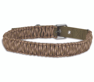 Petmate 00390 Collar Paracord 1In X 22-26In
