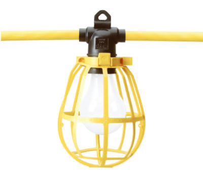 Southwire 07548 50 Foot Temporary Overhead Lighting