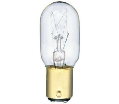 2 REPLACEMENT BULBS FOR WESTINGHOUSE 03717 25W 120V
