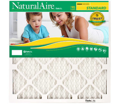 AAF Flanders 84858.01175175 Naturalaire Standard 17-1/2 Inch By 17-1/2 Inch By 1 Inch Electrostatic Filter