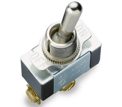 Gardner Bender GSW-11 Single Pole Toggle Switch On And Off