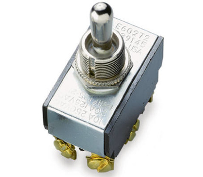 Gardner Bender GSW-15 On/On Toggle Switch Double Pole