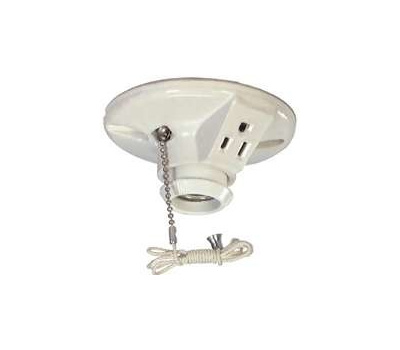Amazing Cooper Wiring 667 Sp L Ceiling Receptacle Lampholder With Pull Chain Wiring Digital Resources Xeirawoestevosnl