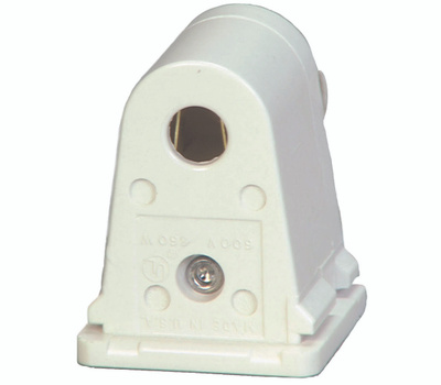 Cooper Wiring 2506W-BOX Stationary Slimline Lampholder 660 W Fluorescent Recessed Double Contact
