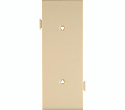 Cooper Wiring STC14V Snap Together Strap Mount Center Plate Ivory