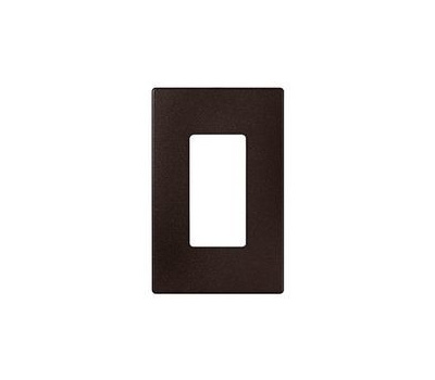 Cooper Wiring PJS26RB-SP-L Wallplate 1G Deco Poly Mid Rb